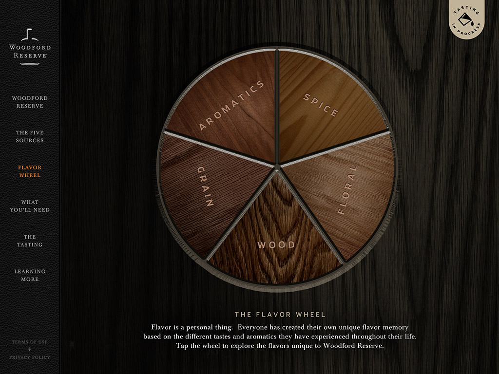 woodford_tastingapp_flow2_0013_Flavor Wheel Preface